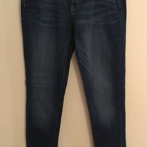 Mossimo Mid-Rise Skinny Jean